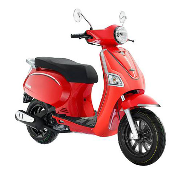 MotoRR Estate 50cc 4 Stroke