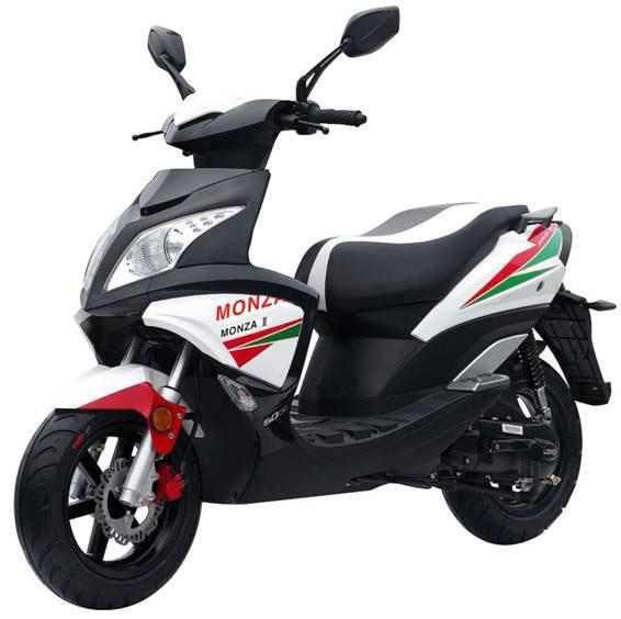 MotoRR Monza 50cc